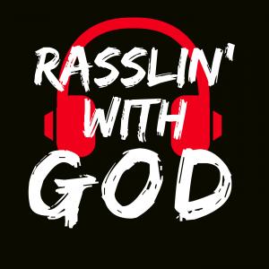 Rasslin' with God Logo